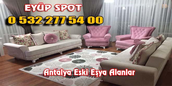 Antalya Eski Eşya Alanlar
